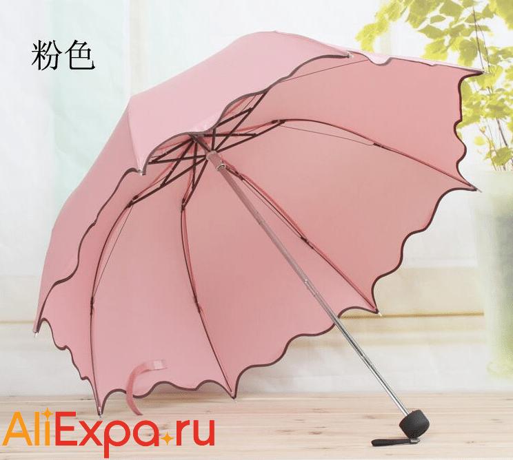 Элегантный женский зонт SAFEBET купить на Алиэкспресс