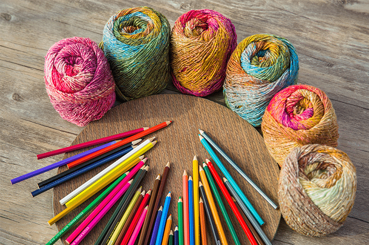 Купить пряжу на Алиэкспресс: 10 видов пряжи в 200 расцветках