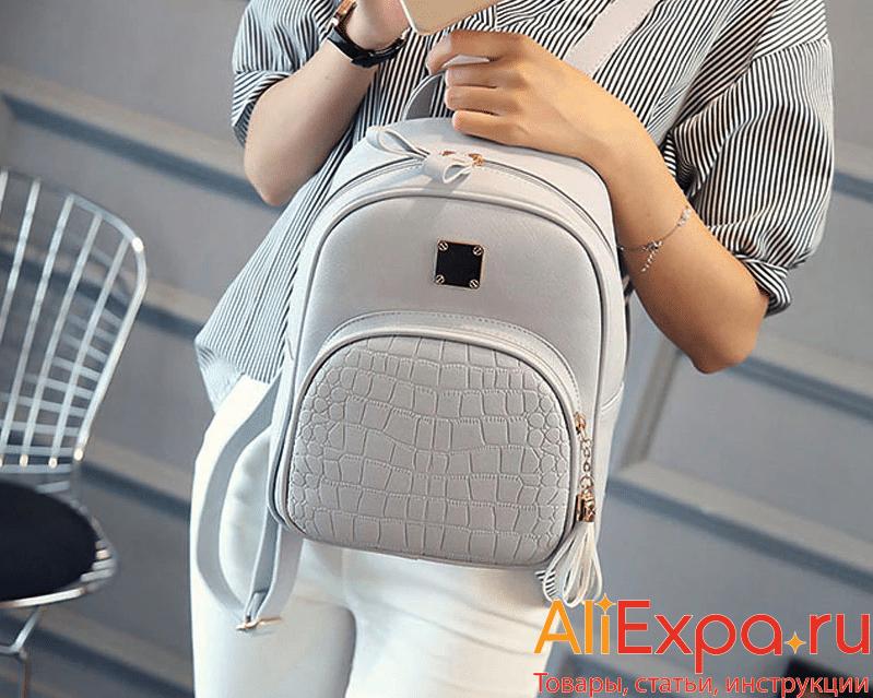 Небольшой стильный рюкзак в стиле преппиJOYPESSIE купить на Алиэкспресс