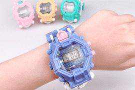 Купить детские часы с Алиэкспресс: 10 разнообразных часов в 100 расцветках