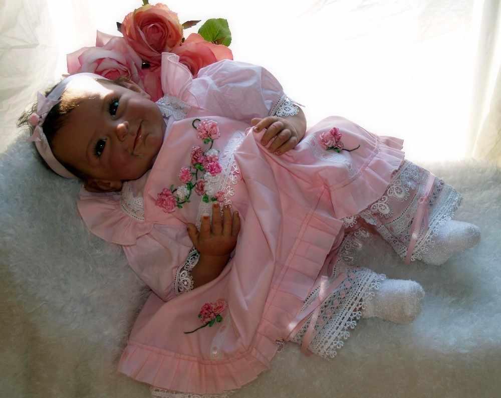 Реалистичная кукла Реборн NPKCOLLECTION купить на Алиэкспресс