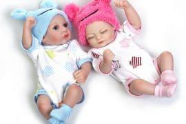 Купить куклу Реборн на Алиэкспресс: 10 реалистичных кукол