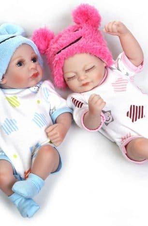 Купить куклу Реборн на Алиэкспресс: 10 недорогих реалистичных кукол