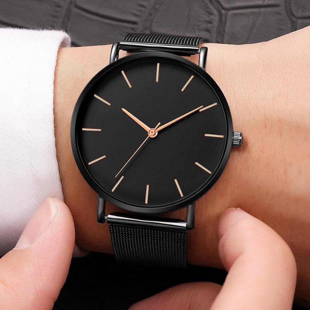 Модные женские часы с большим циферблатом Montre Femme купить на Алиэкспресс