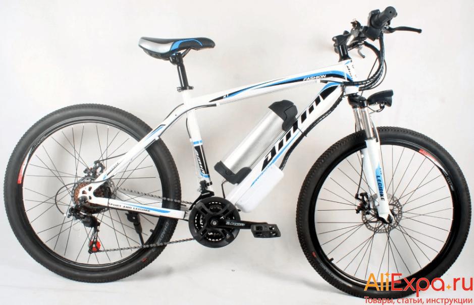 Электровелосипед для города купить на Алиэкспресс
