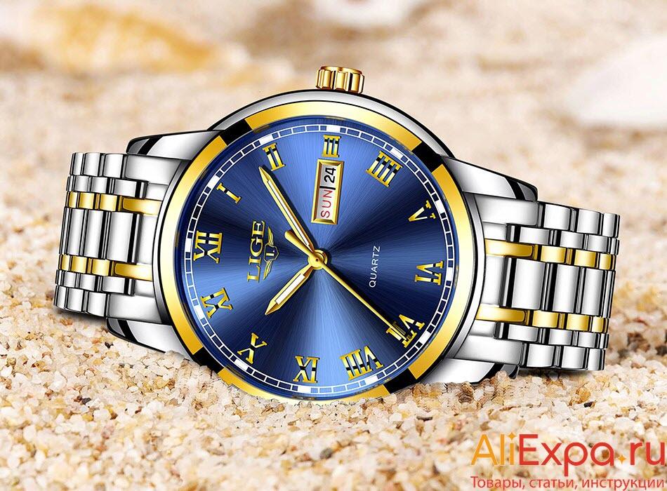 Классические наручные часы купить на Алиэкспресс