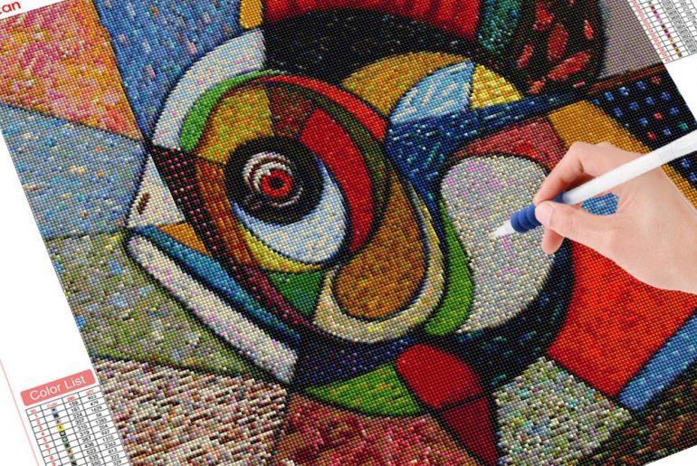 Купить алмазную мозаику на Алиэкспресс: почти 100 картин для алмазной вышивки