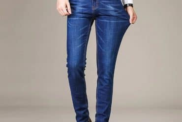 Мужские джинсы с Алиэкспресс: 10 модных недорогих моделей