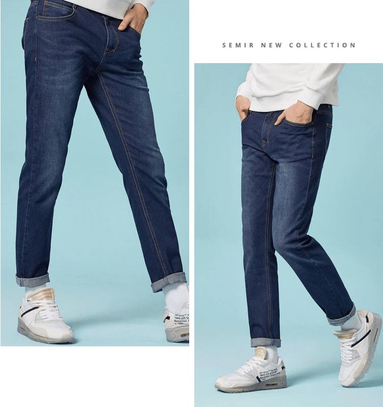 Прямые джинсы с подворотами купить на Алиэкспресс