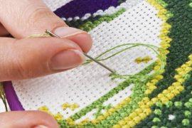 Наборы для вышивания с Алиэкспресс: ТОП 10 картин для вышивания