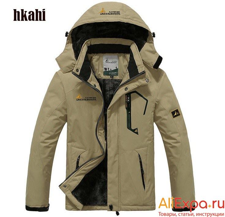 Зимняя куртка в стиле кэжуал купить на Алиэкспресс
